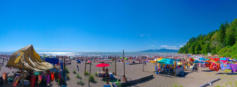 Nude Beach Videos wreck beach, vancouver, bc, canada.